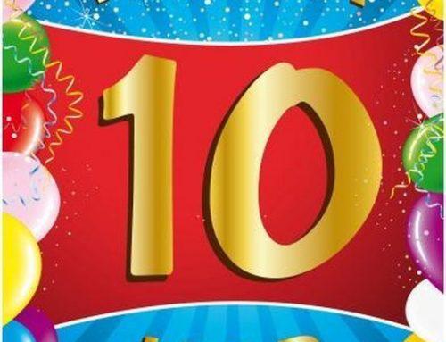 10 jaar Meteo Nunspeet